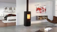 selection Kaminofen Stovo S plus Nero 5,0 kW